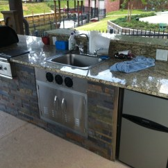 Build Your Own Outdoor Kitchen Black Corner Cabinet For Forum How To