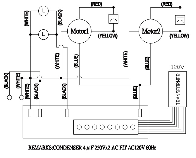 cooker extractor fan wiring diagram