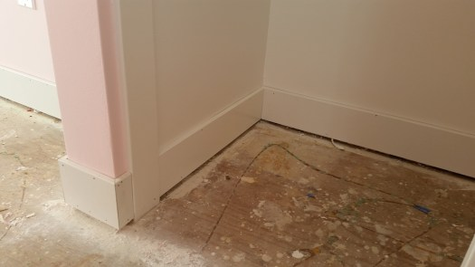 Install Baseboards Or Carpet First House Remodeling Decorating