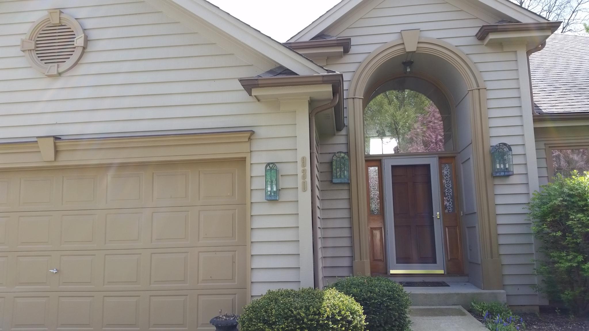 Exterior House Trim Color Ideas? Roof Windows Paint Color Mold