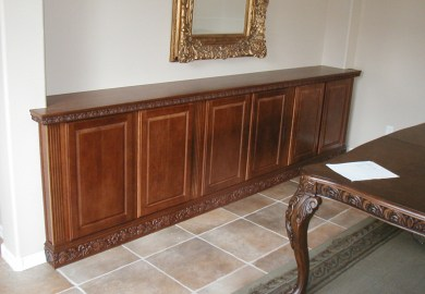 Free Woodworking Plans Buffet And China Cabinet Plans
