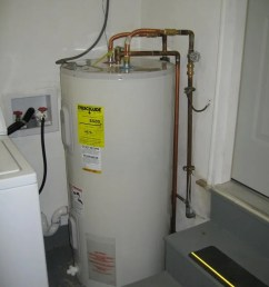 hot water tank installation picture 001 jpg  [ 900 x 1200 Pixel ]