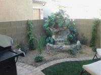 Small Backyard Water Features | Modern Diy Art Designs