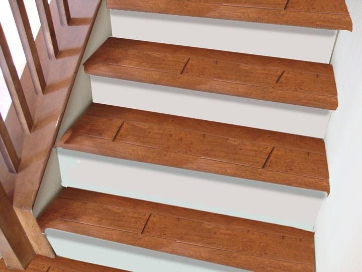 Opinions On Wood Stairs Hardwood Floors Engineered Townhome   Engineered Oak Stair Treads   Hardwood Flooring   Red Oak   Wood   Modern Retro   Plywood
