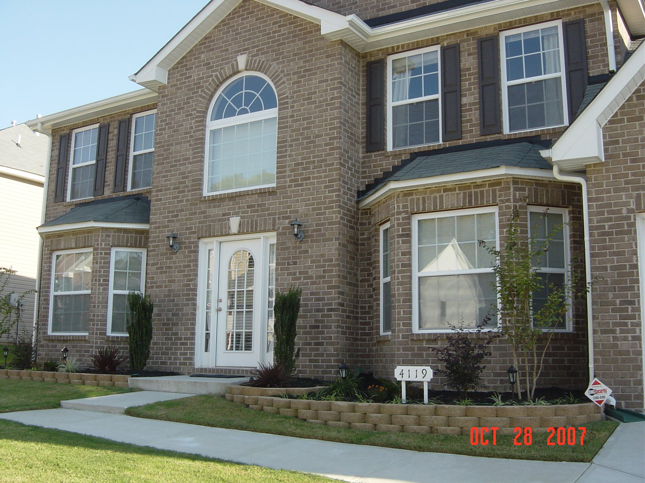 Front Entry Ideas? Roof Windows Curtains Color House