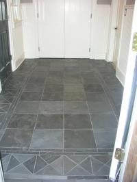 Slate Kitchen Flooring | afreakatheart