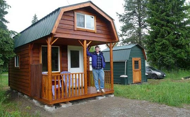 Best Place To Live Off Grid In A Tiny House Cabin With No