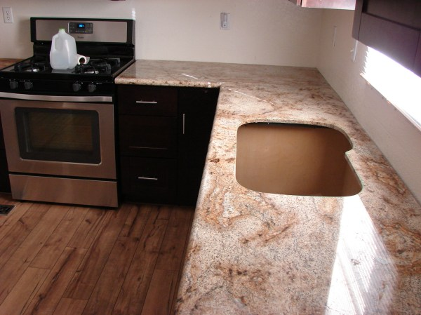 Average Cost Granite Countertop