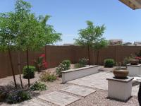 stucco'ing backyard wall (Gilbert: houses, contractors ...