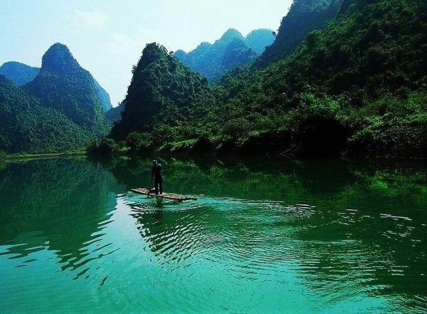 guilin china landscape plan