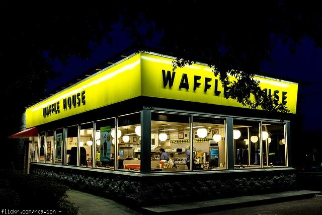 Waffle House Hours