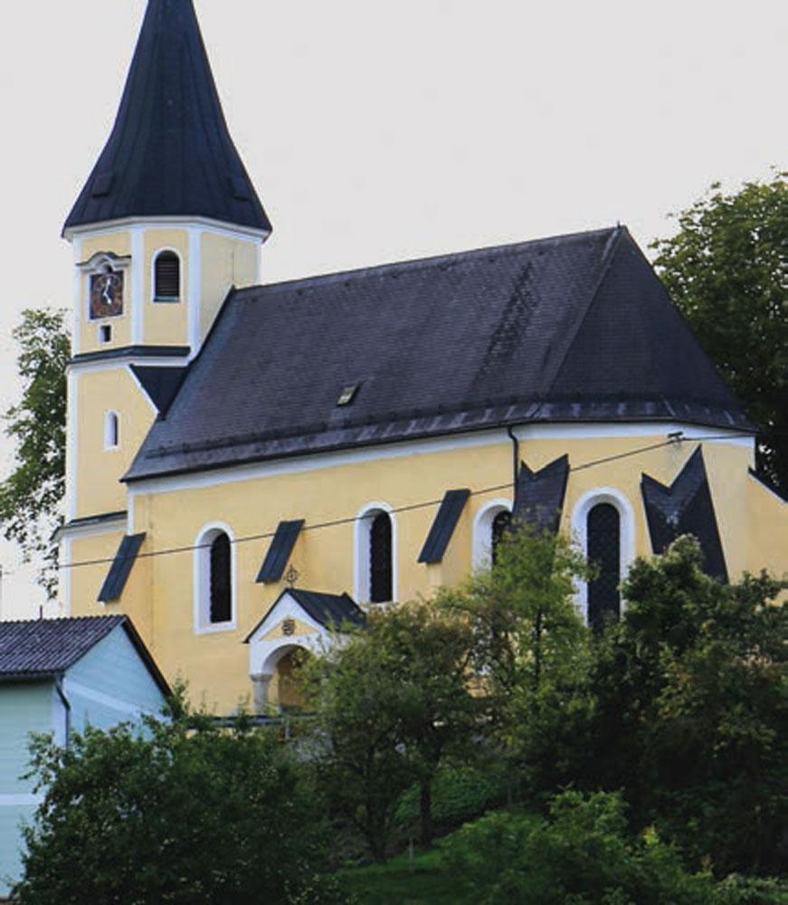 Kirche St. Leonhard bei Pucking