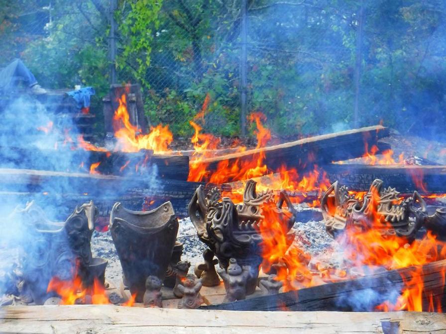 「縄文野焼き祭りイベント」の画像検索結果