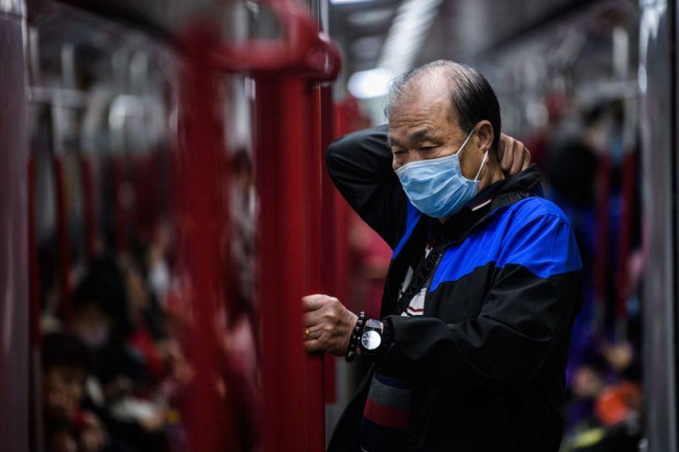 Hong Kong stocks tumble three per cent on coronavirus fears ...