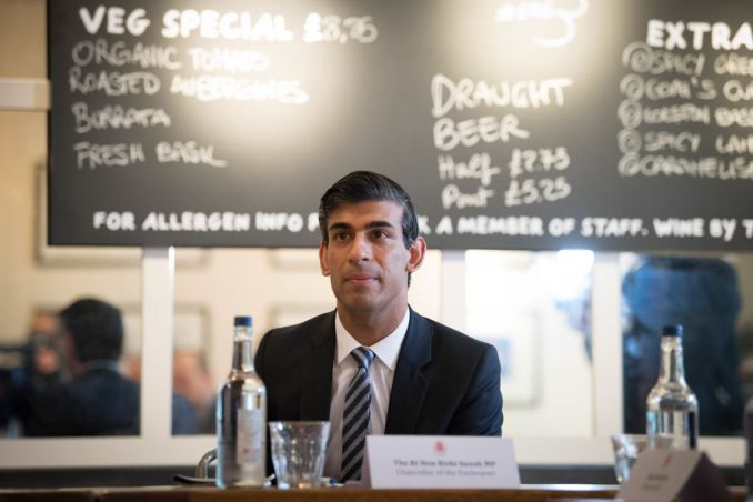 Rishi Sunak to extend Covid loan repayment time for small businesses