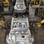 Nissan's Car Manufacturing Plant In Sunderland