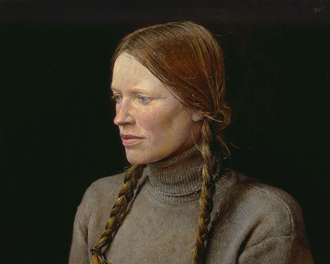 Andrew Wyeth In Retrospect at SAM  City Arts Magazine
