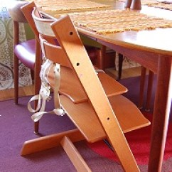 Stokke Chair Harness Stretch Dining Covers Uk Peep S High Tripp Trapp Small Space Living Pros