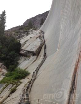 Donelle Lake Dam.