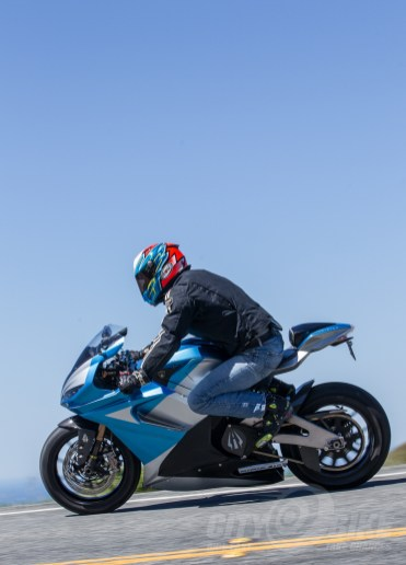 Lightning LS-218 electric motorcycle review