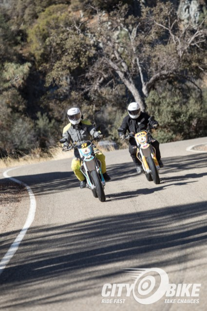 Riders: Max Klein & Fish