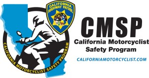 California Motorcyclist Safety Program logo