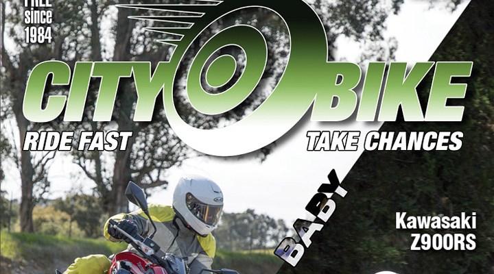 CityBike May 2018 Cover
