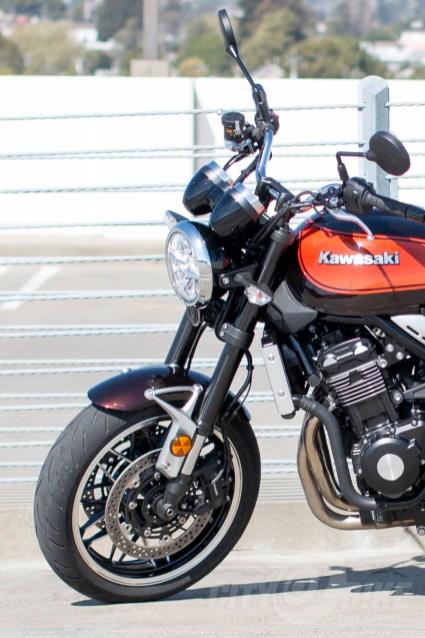 2018 Kawasaki Z900RS review. Photo: Surj Gish.