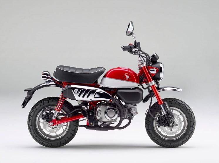 2019 Honda Monkey ABS. Photo: American Honda.