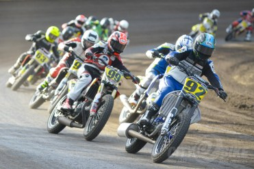 The 2018 Calistoga Half-Mile.