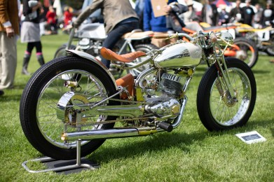 Custom/Modified 1st Place Winner - 1960 Harley-Davidson Super 10