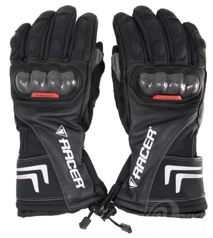 Racer Race Carbon II Winter Gloves