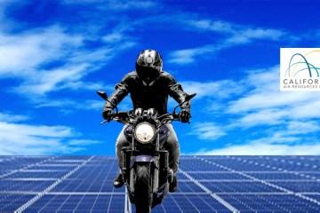CARB On-road Motorcycle Rule-making Kickoff Meeting