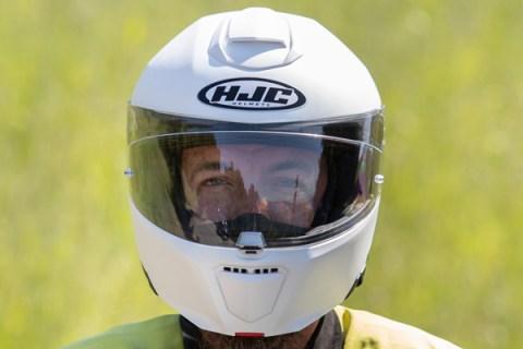 HJC RPHA 90 Modular Helmet Feature