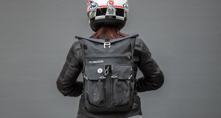 Velomacchi Speedway 28L Backpack