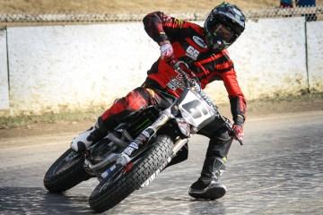 Brad Baker Flat Track Racer Feature