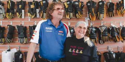 Helmut and Linda of Helimot.