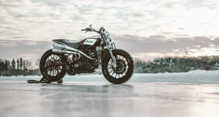 Indian FTR 1200 custom. Photo: Indian Motorcycle.