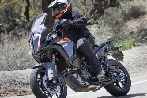 2018 KTM 1290 Super Adventure S Feature