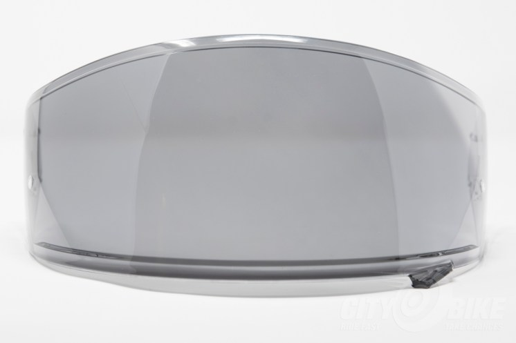 Shoei's CWR-1 Transitions Light Intelligent Shield