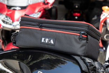 RKA Expandable SuperSport Tankbag Feature