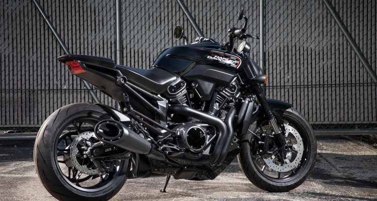 Harley-Davidson 2020 Streetfighter Concept