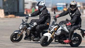 Catalina Moto Mixer: Honda Monkey First Ride | CityBike Magazine