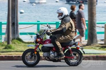 Honda Monkey First Ride