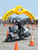 International Motor Skills Competition at the Moto Bay Classic