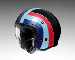 Shoei J•O open face helmet - Nostalgia - side