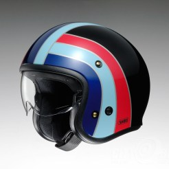 Shoei J•O open face helmet - Nostalgia - side