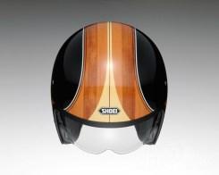 Shoei J•O open face helmet - Waimea - top