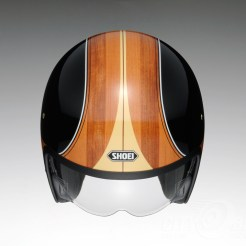 Shoei J•O open face helmet - Waimea - top