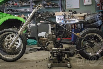 Dirtbag Challenge 2018 build: the SnowMoChop part 2